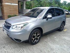 Silver Subaru Forester 2014 for sale in Marikina