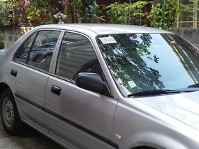 Silver Honda City Type Z 2002 in good running condition for sale in Paranaque City