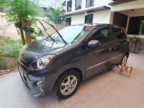 Selling Grey Toyota Wigo 2016 in Manila