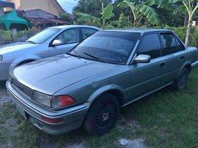 Selling Silver Toyota Corolla 1992 in San Fernando