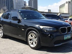Sell Black 2013 Bmw X1 in Pasig