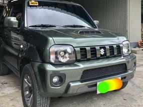 Green Suzuki Jimny 2017 for sale in Pasig