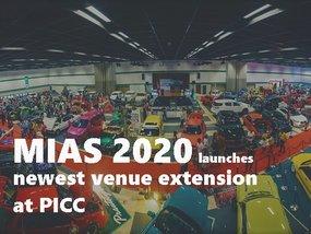 MIAS 2020 launches newest venue extension at PICC