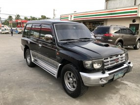 Sell Black 2003 Mitsubishi Pajero SUV / MPV at  Automatic  in  at 147000 in Rosario