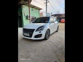 White Suzuki Swift 2015 Hatchback for sale in General Trias