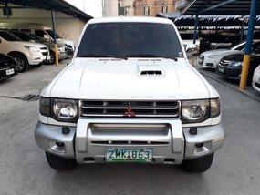 White Mitsubishi Pajero 2008 SUV / MPV for sale in Roxas