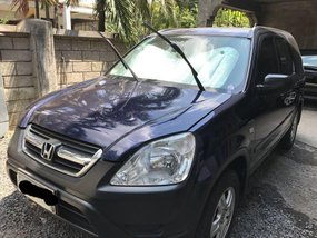 Sell 2004 Honda Cr-V in Pasig