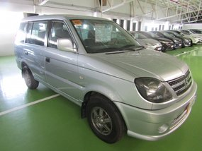 Sell Silver 2017 Mitsubishi Adventure SUV / MPV at  Manual  in  at 76840 in Bacoor