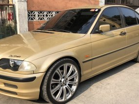 Sell Golden 2001 Bmw 318I Sedan in Makati City