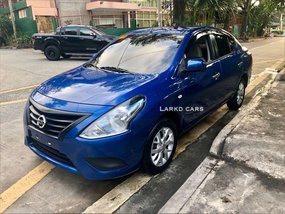 Selling Blue Nissan Almera 2019 in Quezon City