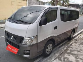 Selling White Nissan Escapade 2016 in Valenzuela