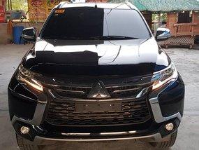 Black Mitsubishi Montero 2018 for sale in Manila