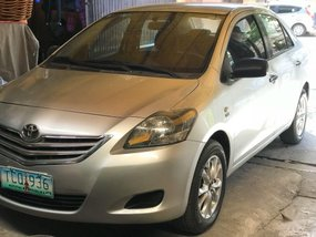 Sell Grey 2011 Toyota Vios in Quezon City