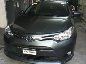 Grey Toyota Vios 2017 for sale in Makati