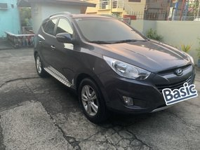 Sell Black 2013 Hyundai Tucson in Manila
