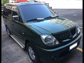Green Mitsubishi Adventure 2006 for sale in  Manual