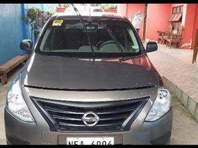 Silver Nissan Almera 2018 for sale in Silang