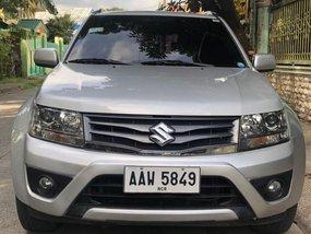 Silver Suzuki Grand Vitara 2014 for sale in Cainta