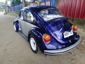 Blue Volkswagen Beetle 1979 for sale in Manila