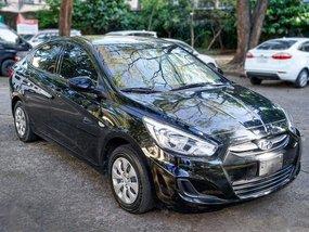 Sell Black 2017 Hyundai Accent in Manila