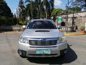 Silver Subaru Forester 2011 for sale in Automatic