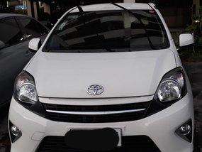 Toyota Wigo 2014 (used) 26,000 km for P300,000