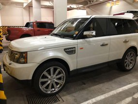 Land Rover Range Rover Sport 2007 for sale in Manila