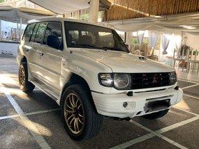 Sell 2002 Mitsubishi Pajero in Manila
