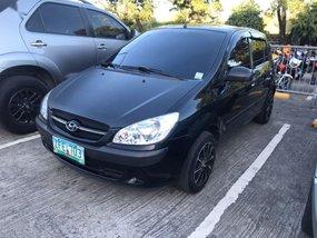 Sell Black 2006 Hyundai Getz in Cainta