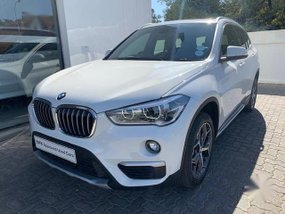 Sell White 2018 Bmw X1 in Manila