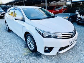 2014 TOYOTA COROLLA ALTIS V AUTOMATIC CVT FOR SALE