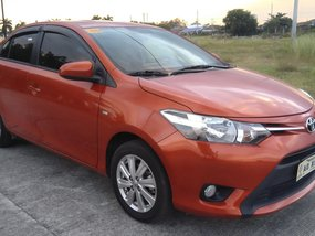 Toyota Vios 2017 manual not 2018 2016