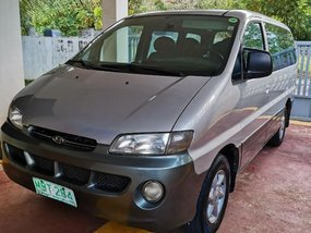 Selling Silver Hyundai Starex 2009 in Manila