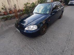 Black Honda Civic 1999 for sale in Manual