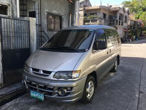 Mitsubishi Spacegear 2005 Van for sale in Legazpi