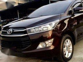 Sell 2018 Toyota Innova in Manila