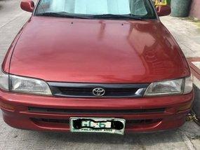 Selling Red Toyota Corolla 1996 in Manila