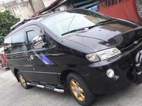 Black Hyundai Starex 1997 for sale in Manual
