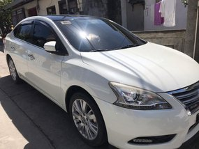 Selling White Nissan Sylphy 2014 in Manila