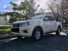 White Nissan Navara 2018 for sale in Automatic