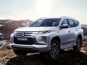 Hot deals promo for 2020 Mitsubishi Montero Sport gls 4x2 at
