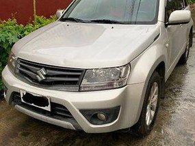 Sell Silver 2014 Suzuki Grand Vitara in Manila