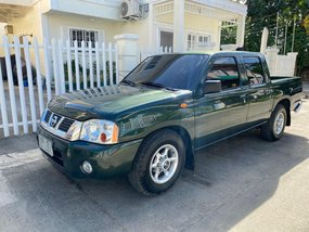 Sell Green 2006 Nissan Frontier in Tagaytay Road, Sta Rosa