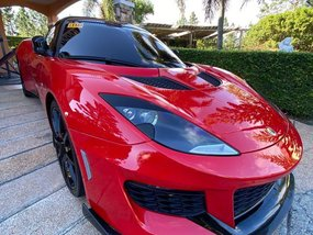 Sell Red 2017 Lotus Evora in Bacoor