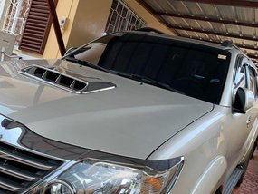 Sell Silver 2014 Toyota Fortuner in Manila
