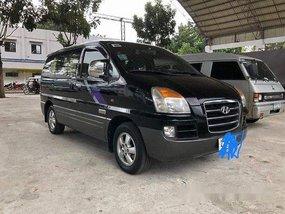 Sell Black 2007 Hyundai Starex in Manila