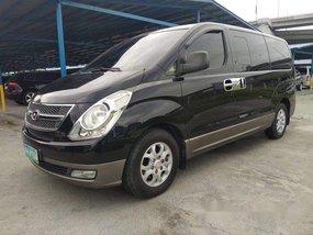 Black Hyundai Grand Starex 2009 Automatic for sale