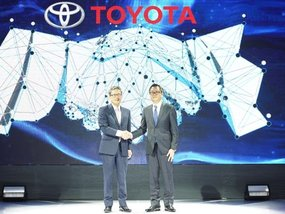 Toyota Motor Philippines welcomes Atsuhiro Okamoto as its new president!