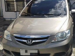 Grey Honda City 2006 for sale in Automatic