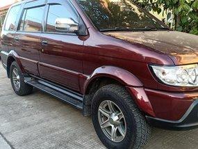 Sell Red 2013 Isuzu Sportivo in Binan CIty